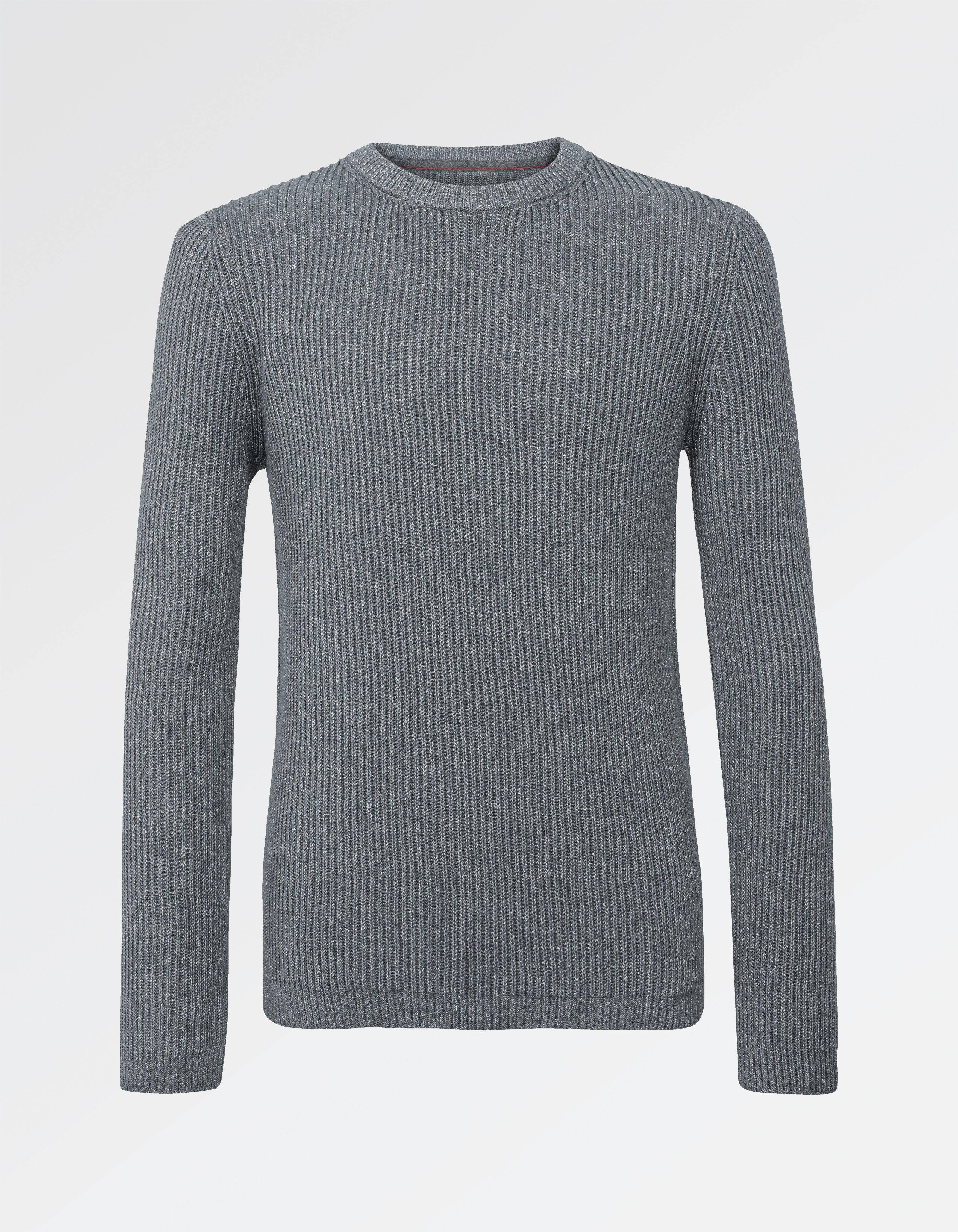 fat face harris crew neck sweater