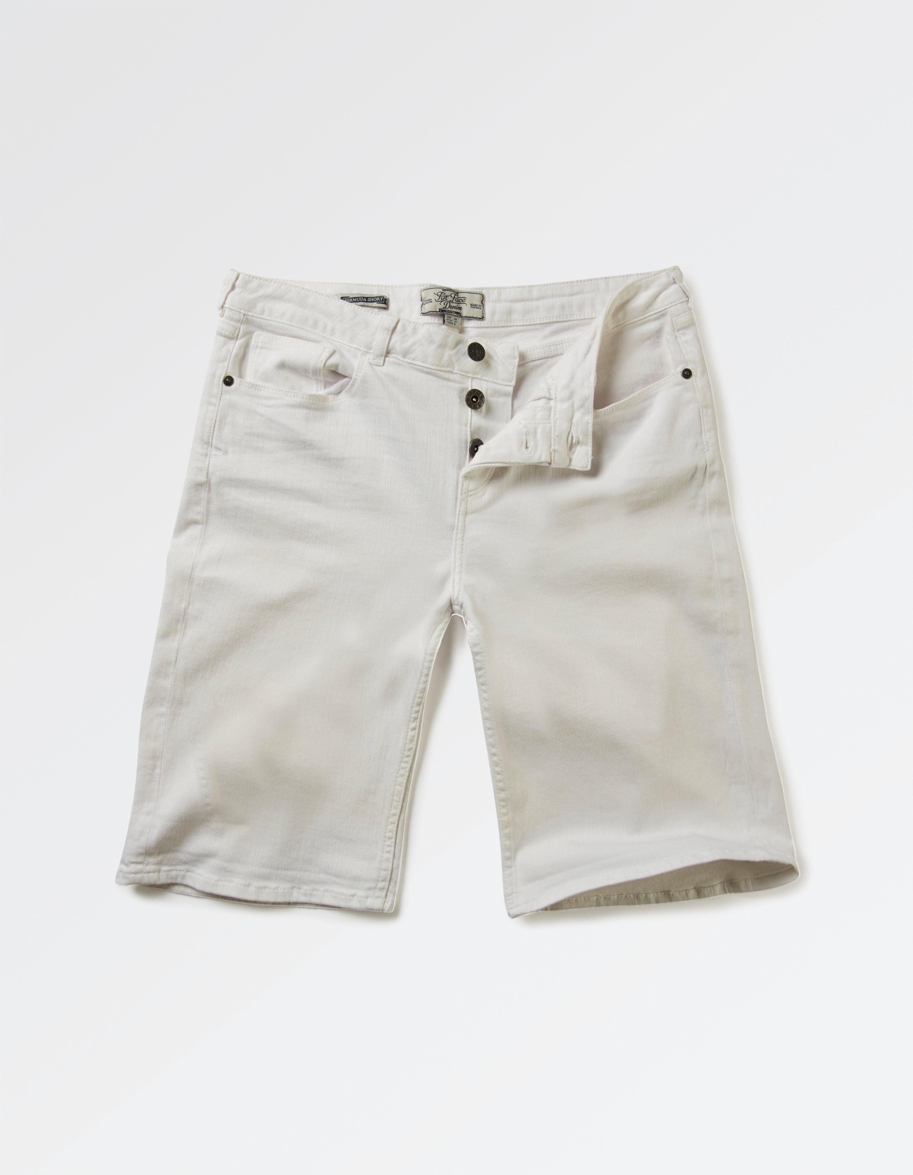 fat face garment dye bermuda shorts