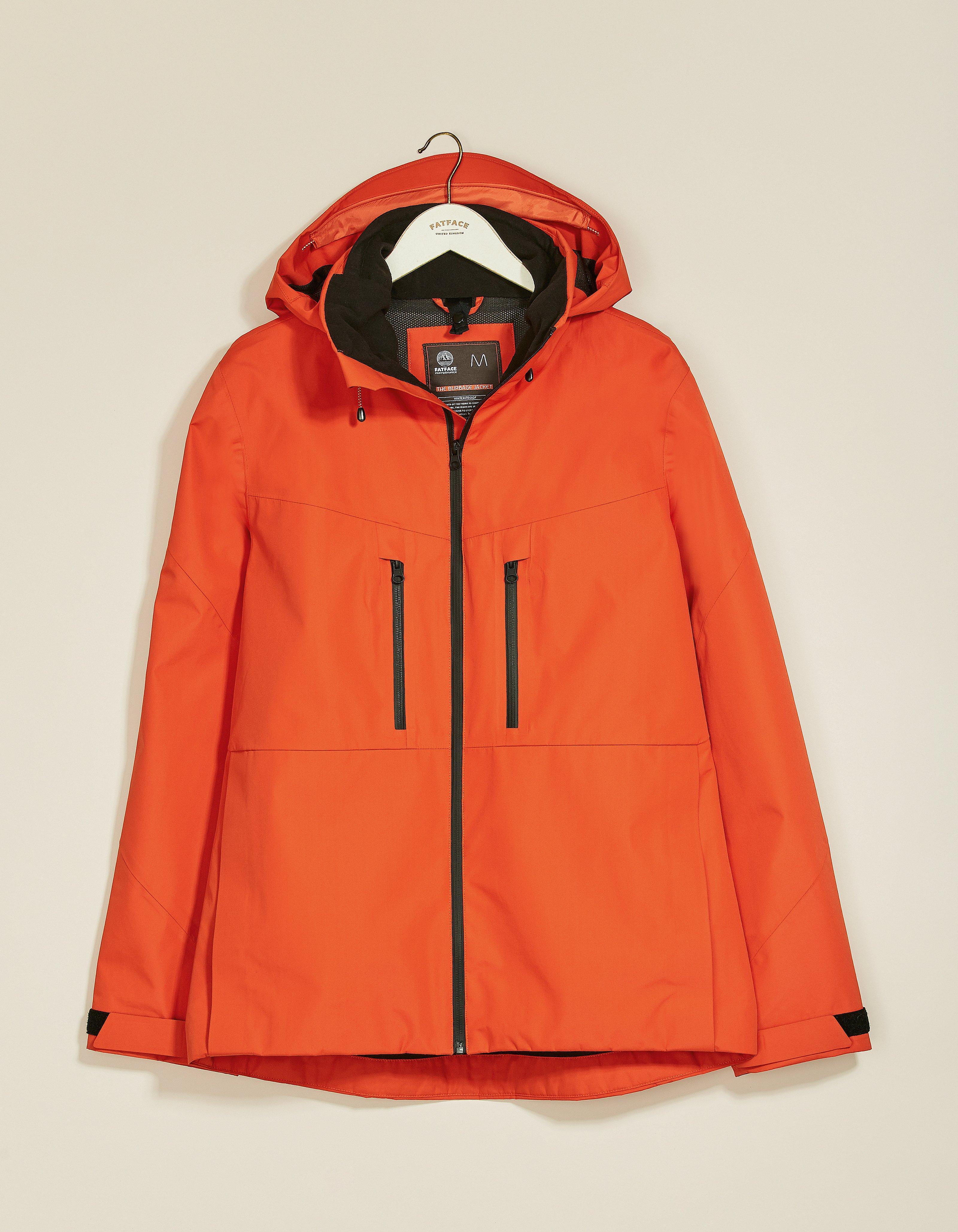 fat face burbage waterproof jacket