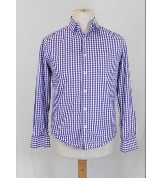 John Lewis Shirt Purple Size: S