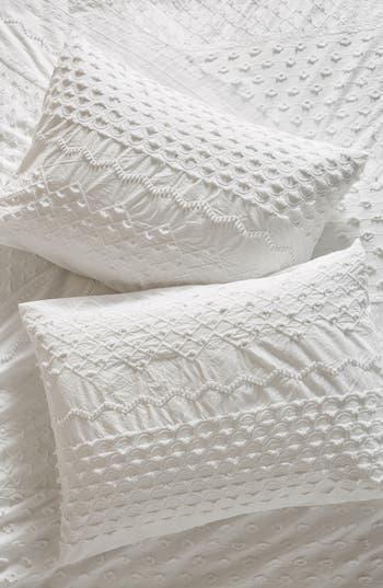 anthropologie embellished fiona pillow shams