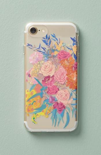 anthropologie bridgette thornton iphone 6/6s/7/8 case -