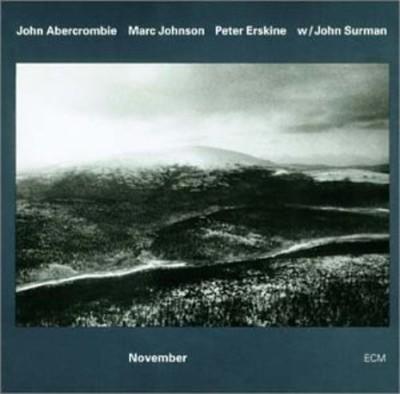 john abercrombie - november